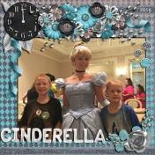 AJ Cinderella
