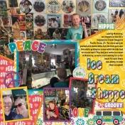 2017 Ice Cream Shoppe 60s