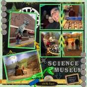 2018 Science Museum