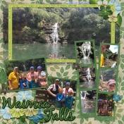 Waiamea Waterfall