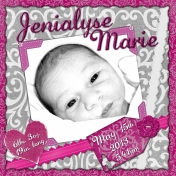 Jenialyse.. My new niece!