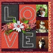 C&C Wedding Reception