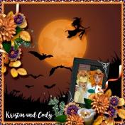 Halloween Cuteness!