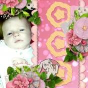 Michaela newborn