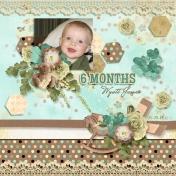 Wyatt 6 Months