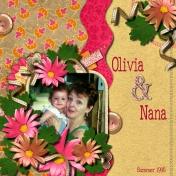 Olivia and Nana