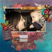Noah and Aunt KayKay