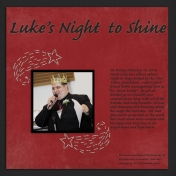 Saturday #7: Uncle Luke's Night to Shine (except it was a Friday)