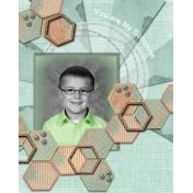 Hexagon boy