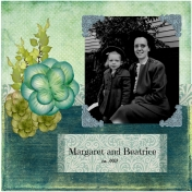 Margaret and Beatrice