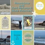 Moonstone & Matunuck Beach