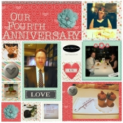 Our Fourth Anniversary