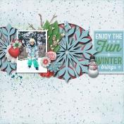 Enjoy the winter fun