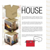 Our paper house