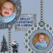 Smile Christmas is Coming