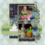 Tyler's First Christmas