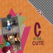 C is for cute