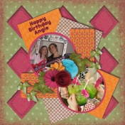 Happy Birthday Angie