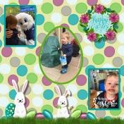 Happy Easter James