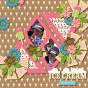 Ice Cream Wanna Lick
