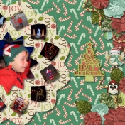 Through a childs eye at Christmas