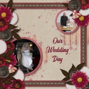 Our Wedding Day- Charmaine and Richard