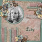 My Mum Ruby