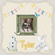 Tyler at six months old