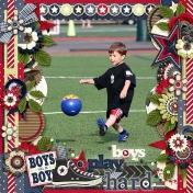 Boys Play Hard