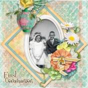 First Communion Circa 1960