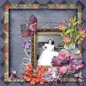 Flower Girl Waiting