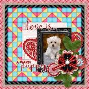 Love Is A Warm Puppy