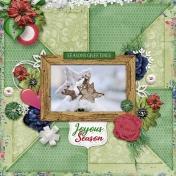 Joyful Seasons Greetings