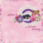 Love Is A Warm Puppy 2