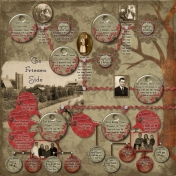 My Family Tree (page 1 of 4)