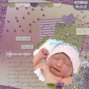 Infant Maya Elizabeth