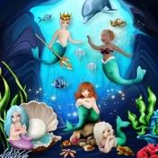 Aliya Mermaid