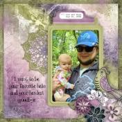 Daddy and Maya TN