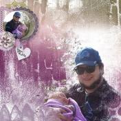 Dad and Maya Tn