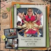 Crabing in Alaska