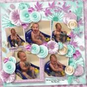 Bathing Aliya