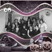 Halloweenparty 2015