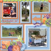Brennon at Key West