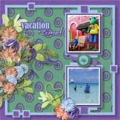 Alaina and Matt Vacation 2015