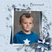 Brennon 2016 school pic