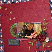 Aliya's 1st Christmas