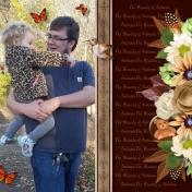 Autumn Aliya and Dad