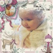 Magical Christmas for Maya 2016