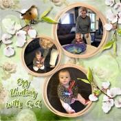 GG & Maya Egg Hunt