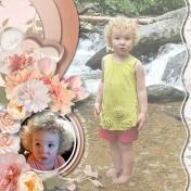 Shabby Bloom Curly Aliya